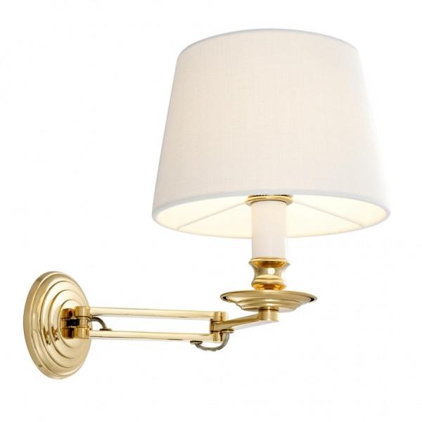 EICHHOLTZ Lamp Wall Eclips Gold