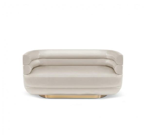 Essential Home Sofa Loren Leather
