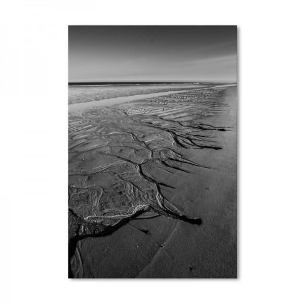 Niko Korte Fotoprint - Wattenmeer
