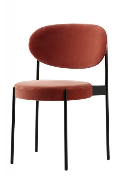 Verpan SERIES 430 Stuhl Set von 2 Stk. orange