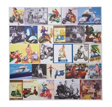 KARE Kunstdruck Motoretta