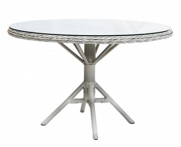 Sika Design Gartentisch Grace Weiß