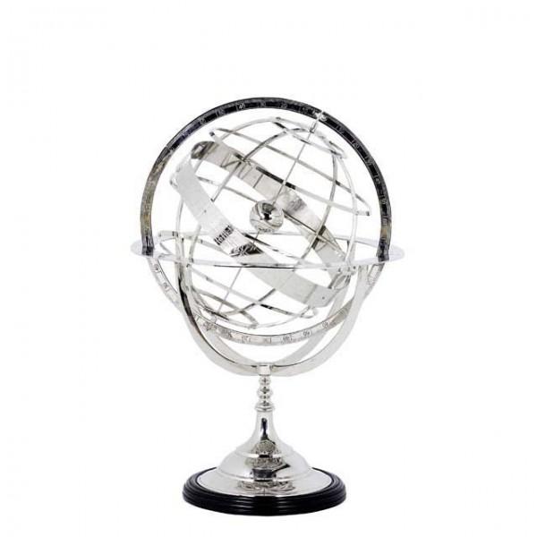 EICHHOLTZ Globe L Nickel