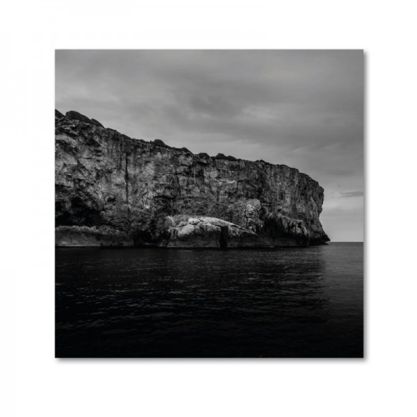 Niko Korte Fotoprint - Black Rocks