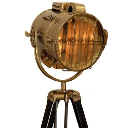 EICHHOLTZ Stehlampe Atlantic brass