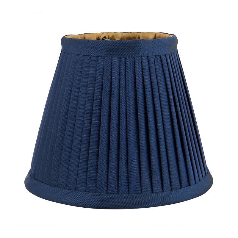 Mini-Plissee-Lampenschirm 'Vasari' von EICHHOLTZ