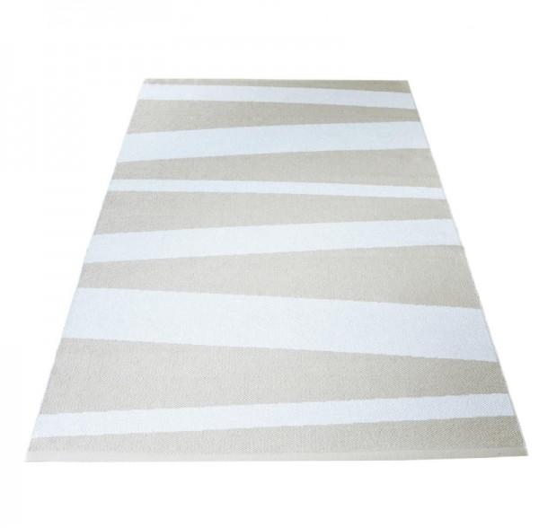 Sofie Sjöström Åre Sweden Carpet beige - white wide