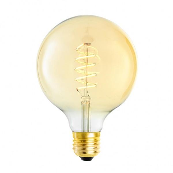 EICHHOLTZ LED Leuchtmittel Globe 4W E27 Set von 4 Stk.