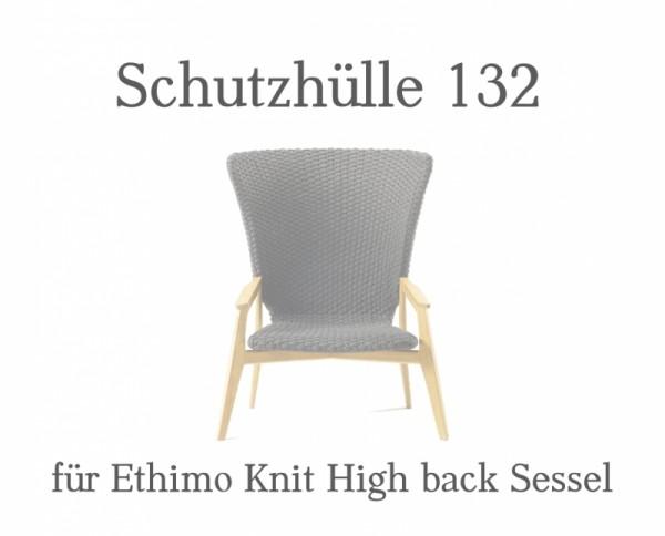 Ethimo Regencover High back Sessel