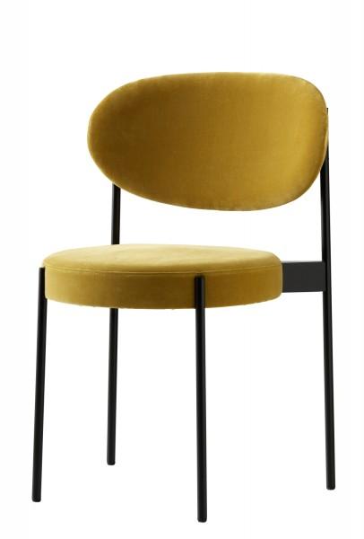 Verpan SERIES 430 Stuhl Set von 2 Stk. Yellow