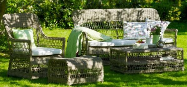 Sika Design Gartengarnitur Dawn & Hazel large Antique