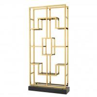 EICHHOLTZ Cabinet Lagonda Gold