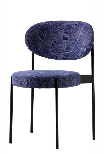 Verpan SERIES 430 Stuhl - Crystal Field Blue #753