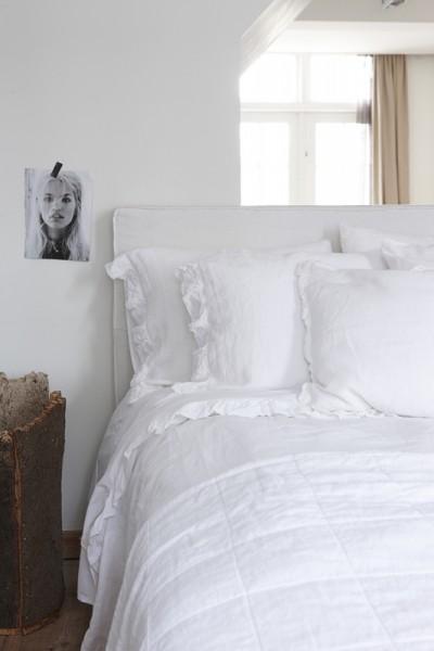 House in Style Almalfi Decken- und Kissenbezug small