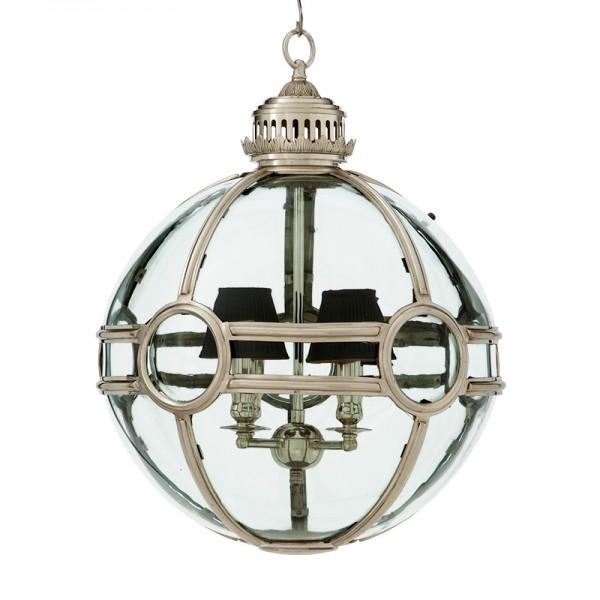 EICHHOLTZ Lantern Hagerty silver