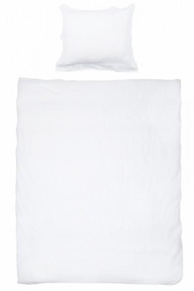 House in Style St. Remy Decken- und Kissenbezug large Weiß