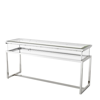 EICHHOLTZ Console Table Harvey stainless