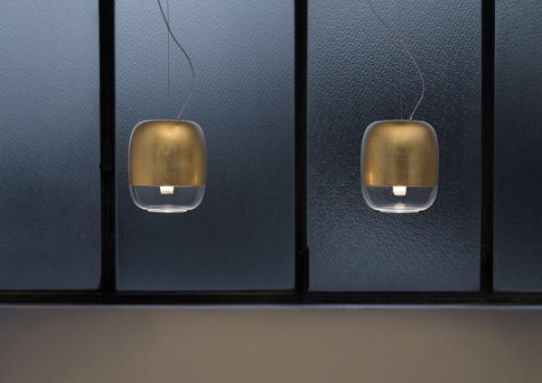 Prandina Pendelleuchte Gong LED S5