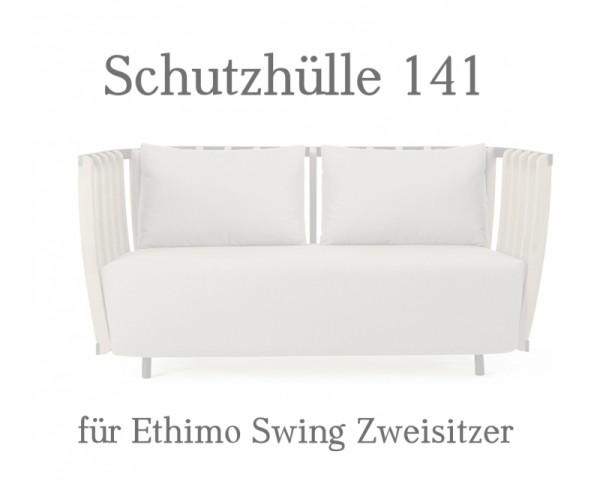 Ethimo Swing Zweisitzer Regencover Modell141