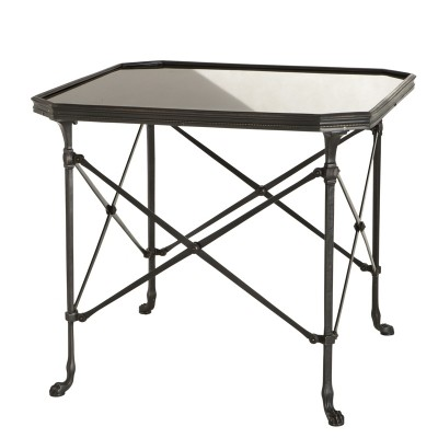 EICHHOLTZ Side Table Monte Carlo gunmetal