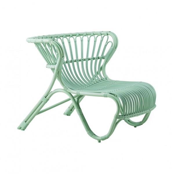 Sika Design Outdoor Sessel Fox Mint Viggo Boesen