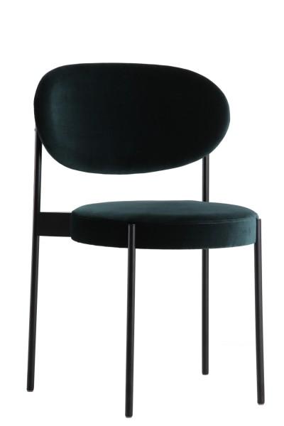 Verpan SERIES 430 Stuhl Set von 2 Stk. green
