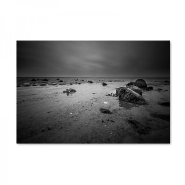 Niko Korte Fotoprint - Wellensteine