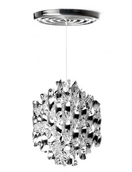 Verpan Deckenleuchten Spiral SP1 Silber