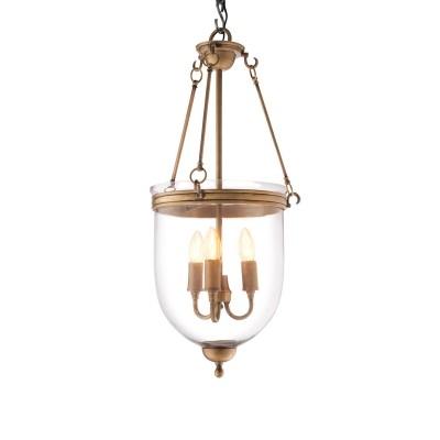EICHHOLTZ Lantern Cameron S vintage brass