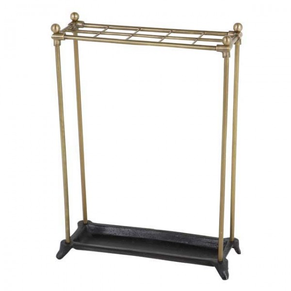 EICHHOLTZ Walking stick holder brass