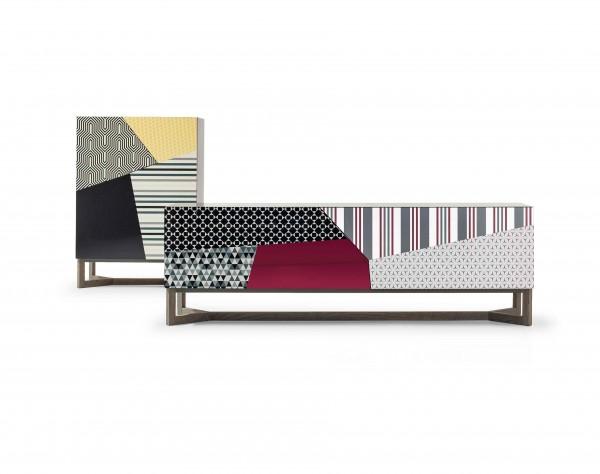 Bonaldo Sideboard Doppler - Highboard und Lowboard
