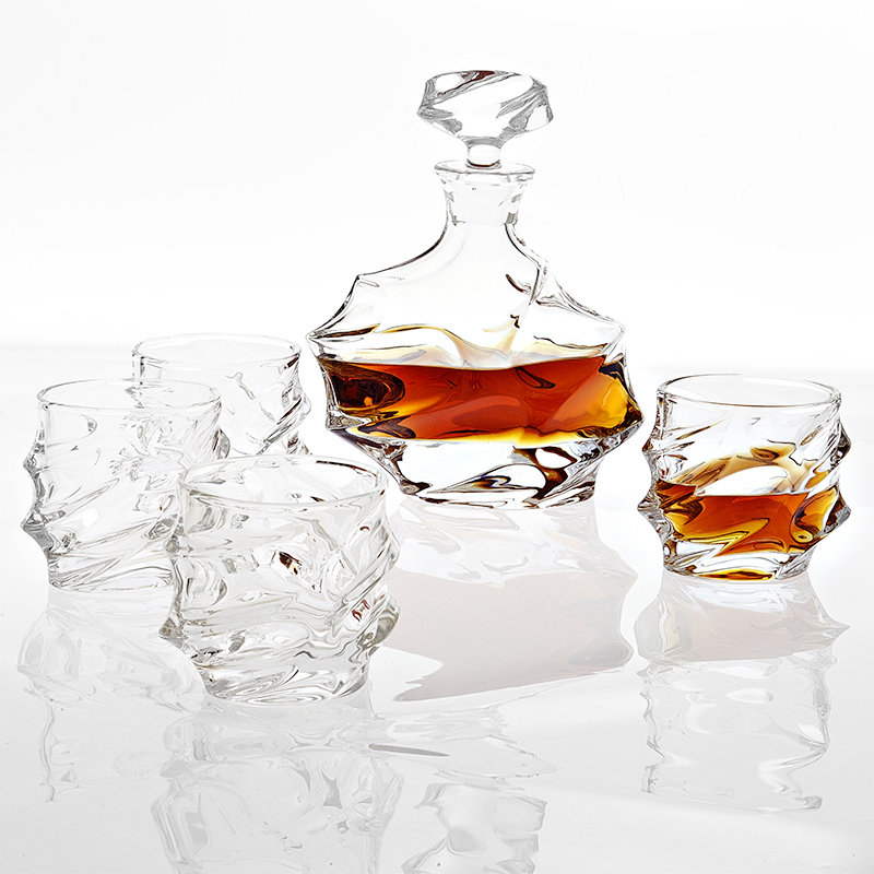 Whisky-Set im exklusiven Design