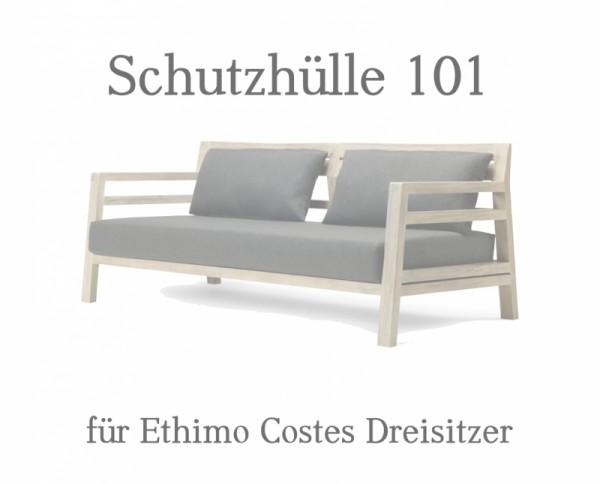 Ethimo Costes Regencover 3-Sitzer